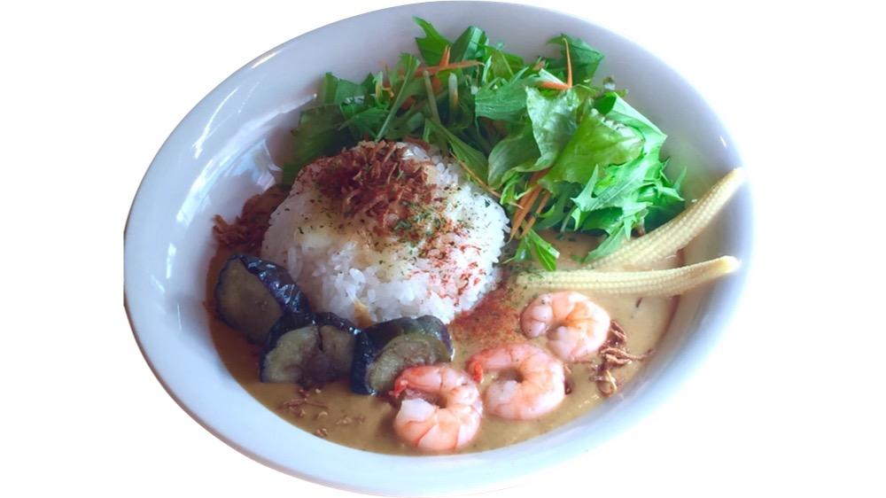 105. 3rd stone cafe<br>タイ風ココナッツカレーフェスver.