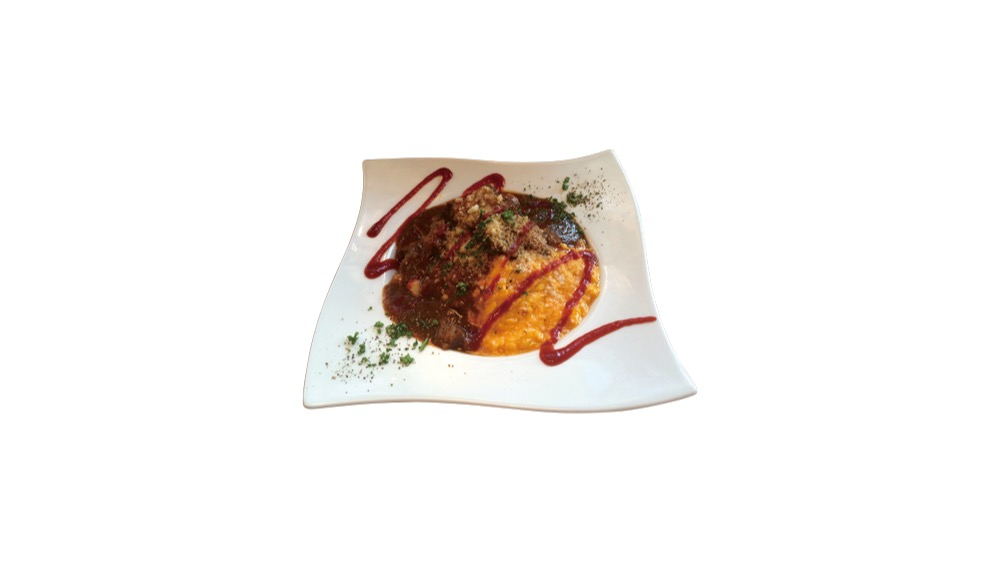 42. CAFE & WINE DINING RAINBOW 下北沢<br>和牛カレーのオムライス