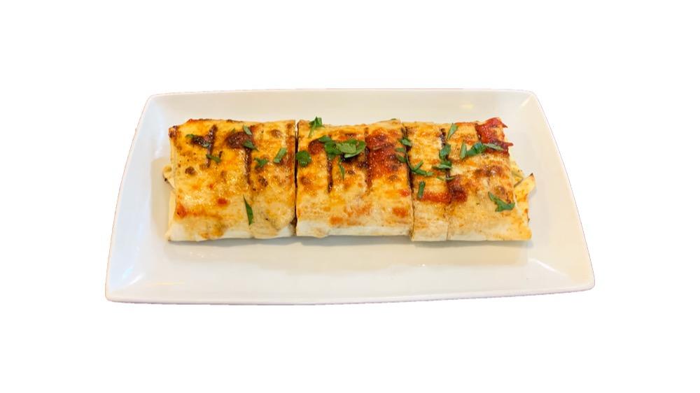 98. kebab chef<br>ビーフケバブチーズカレーブリトー